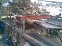 Стыковка конвейерной ленты 1000 мм